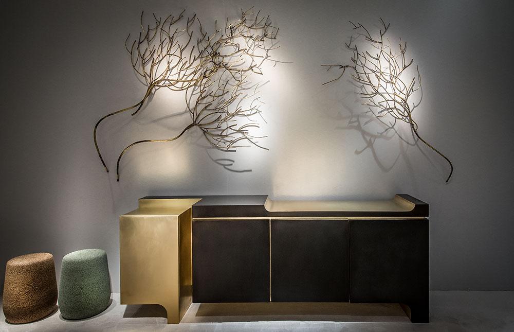 Cabinet, Design MVW XiangSheng - Galerie BSL © Seen By Kloé pour Blog Esprit Design
