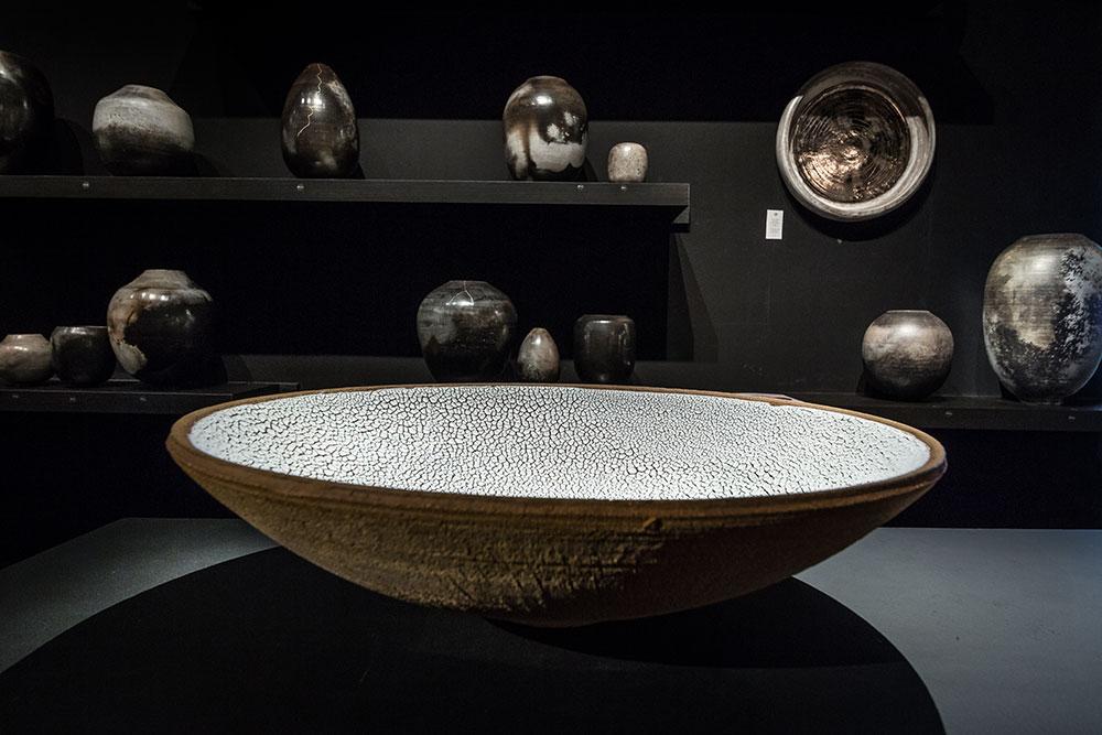 Porcelaine par Karen Swami - Galerie Swami © Seen By Kloé pour Blog Esprit Design