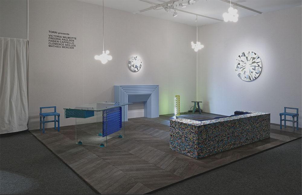 Galerie Tori © Aurélien Mole