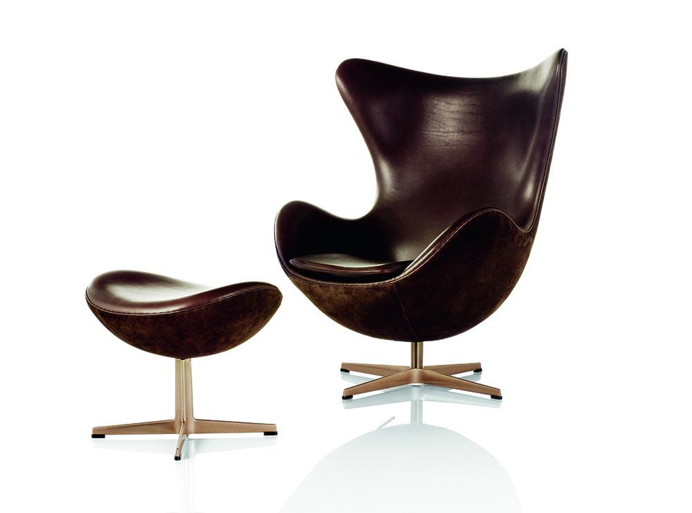 Le fauteuil L'œuf