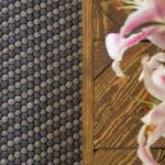 Aruna tapis de laine par Sukhi