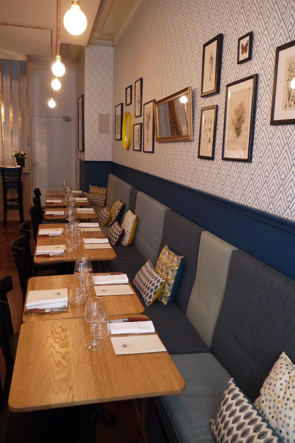 Restaurant : Les Apothicaires Lyon