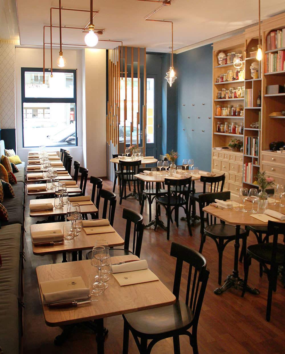 Restaurant : Les Apothicaires Lyon - crédits photos : geekandfood