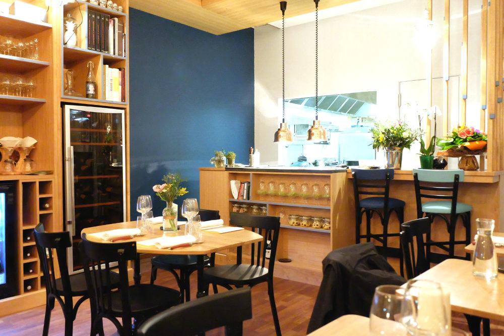 Restaurant : Les Apothicaires Lyon - crédits photos : revelationsgourmandes