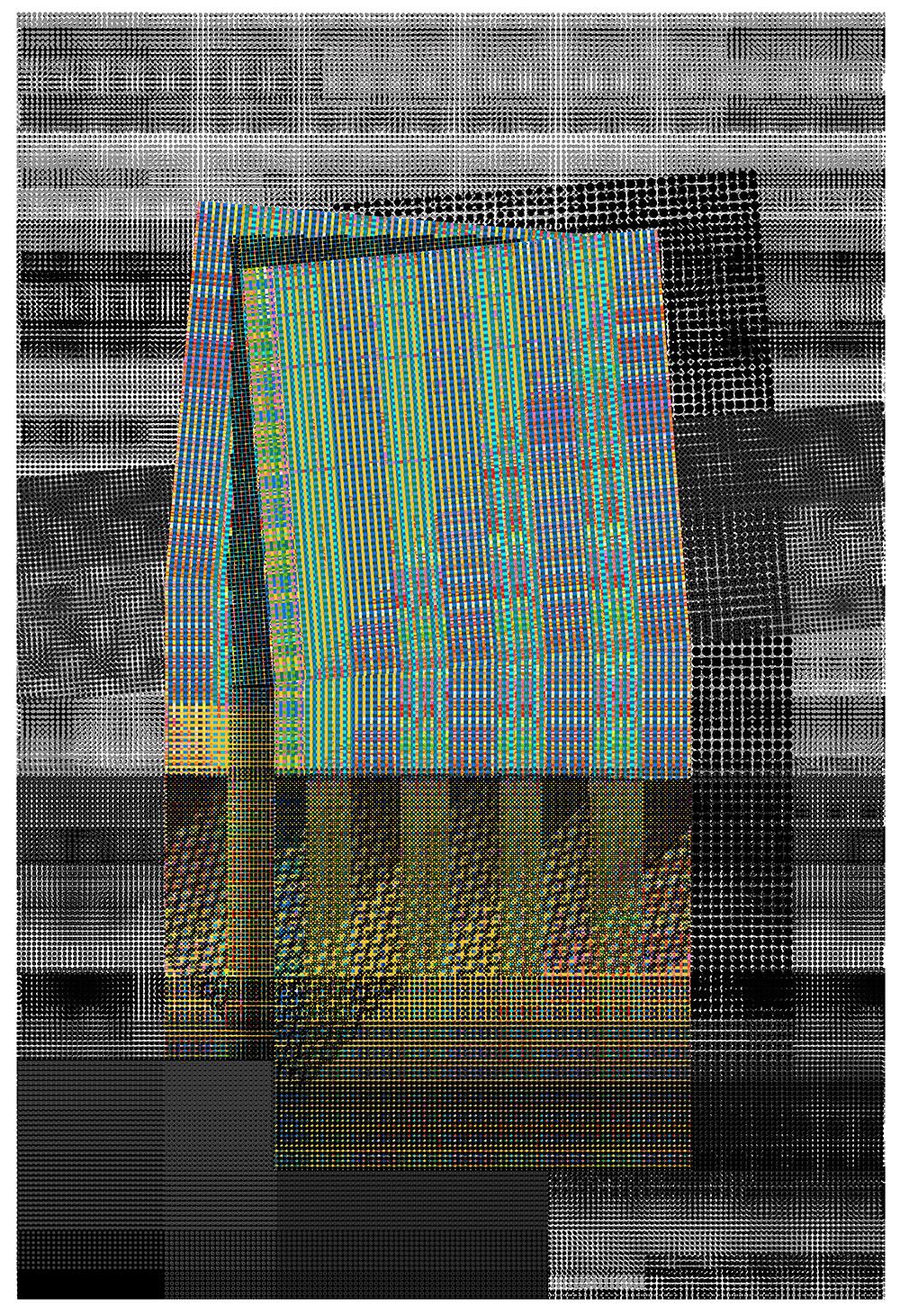 Building Portraits par Elena Manferdini: Quand les pixels rencontrent les vecteurs