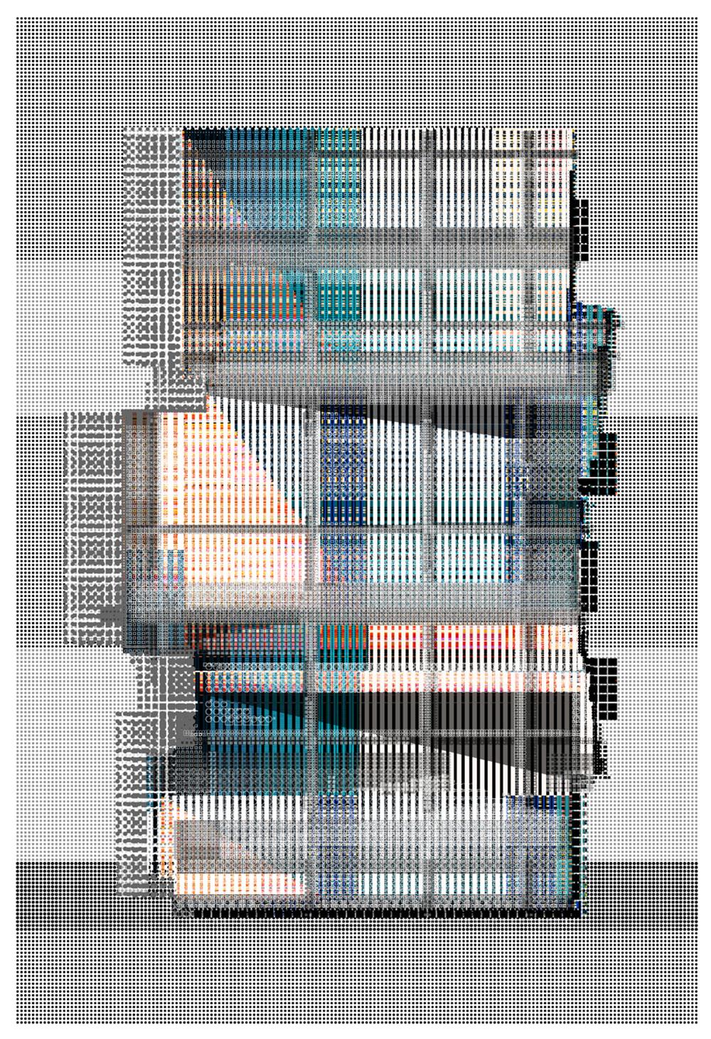"""""""Building Portrait V"""" acquis la semaine dernière par le SFMoMA pour sa collection permanente"""