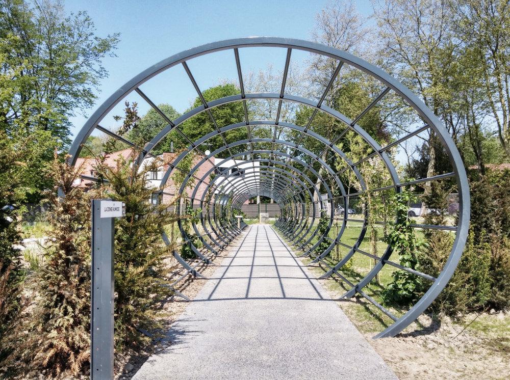 Les jardins mallet stevens et la villa cavrois blog for Architecte jardin