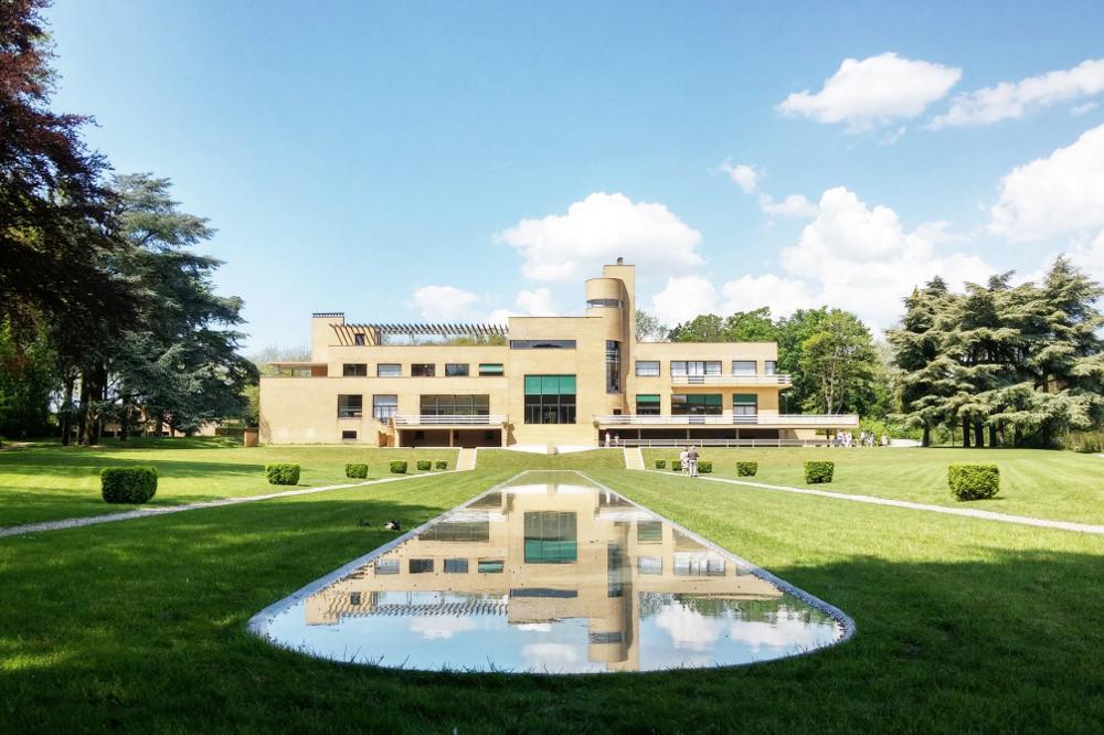 Les jardins Mallet-Stevens et la villa Cavrois
