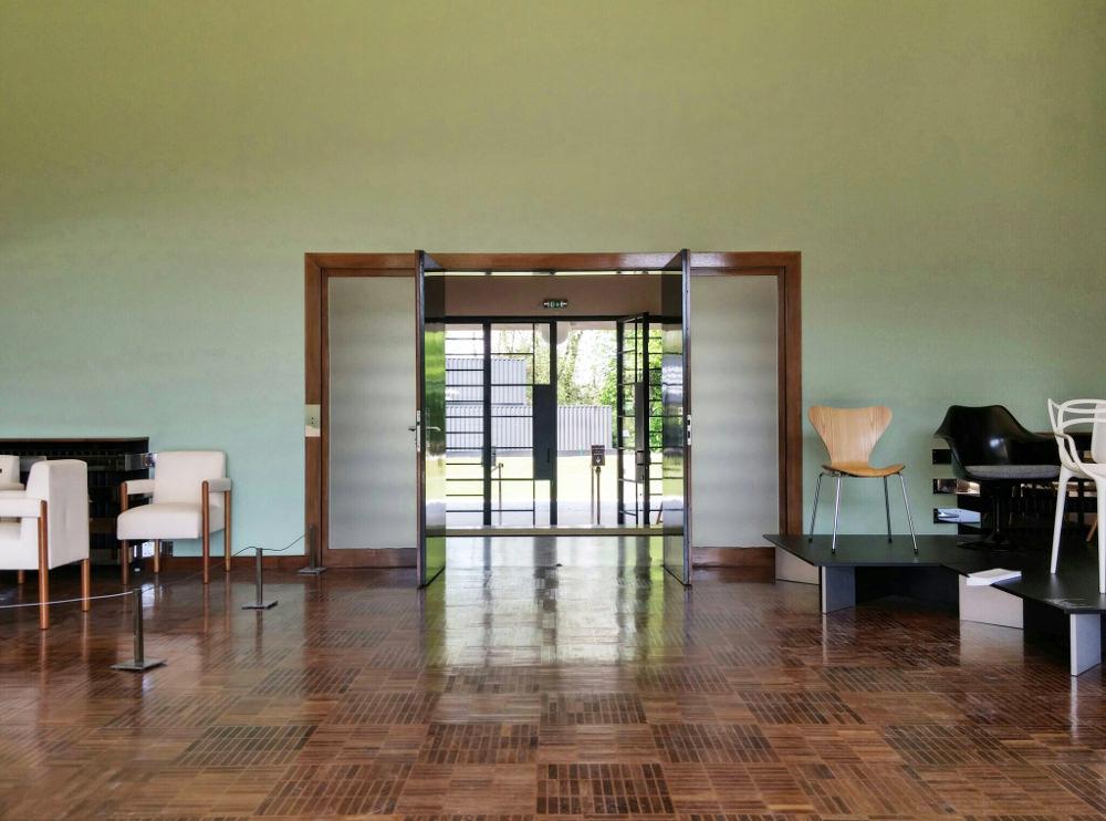les jardins mallet stevens et la villa cavrois blog esprit design. Black Bedroom Furniture Sets. Home Design Ideas