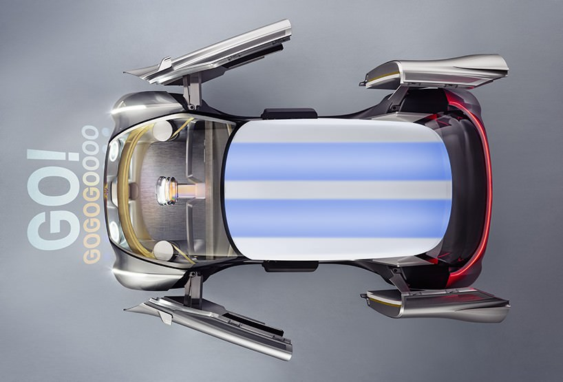 Mini Vision Next 100 voiture de demain ?