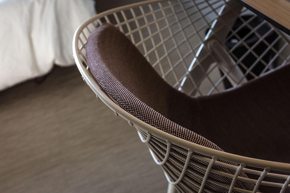 chaise Kobi designée par Patrick Norguet pour Alias
