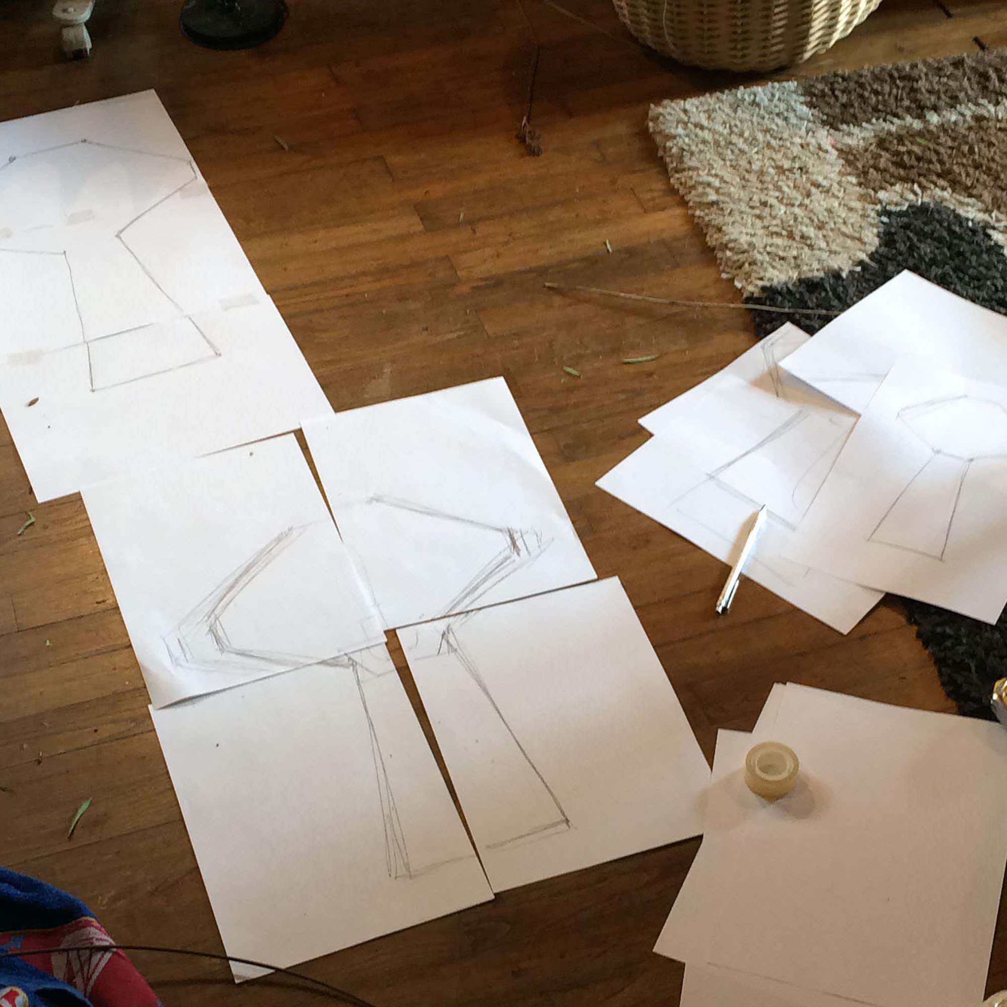 Quand le design rencontre la Vannerie par Romain Pascal