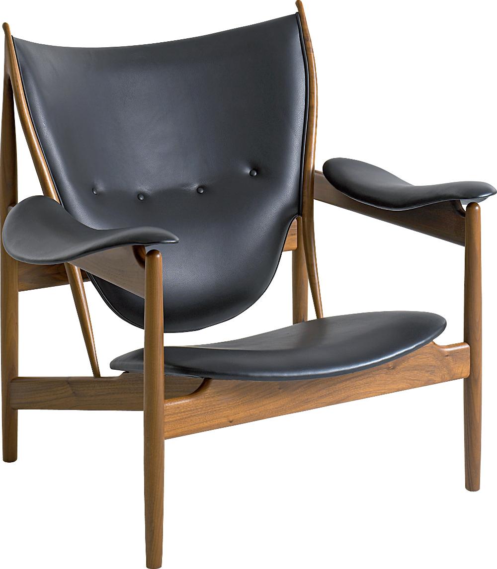 Finn Juhl, le fauteuil Chieftain, date de 1949