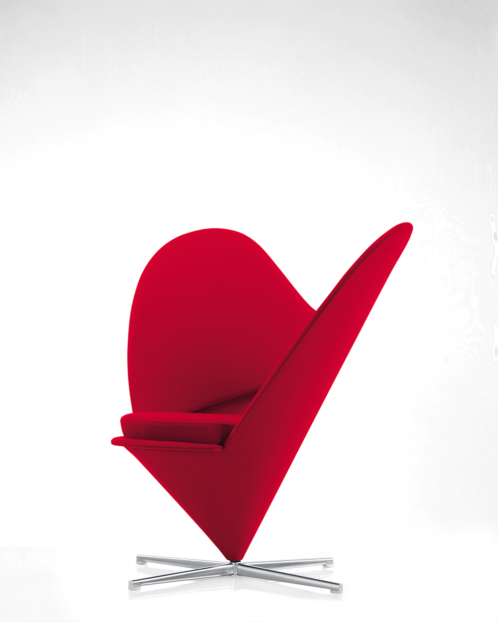 Heart Cone Chair, Design Verner Panton, 1959