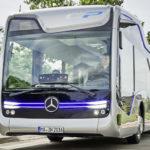 CityPilot : Le bus autonome par Mercedes