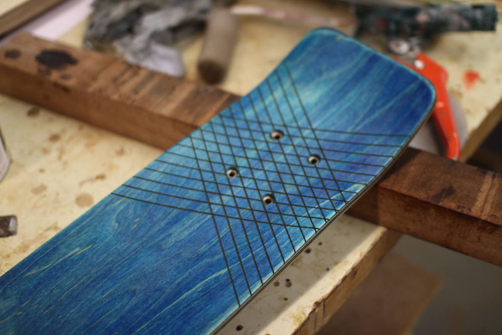 Crowdfunding : Paradi Skateboards seconde vie pour vos planches