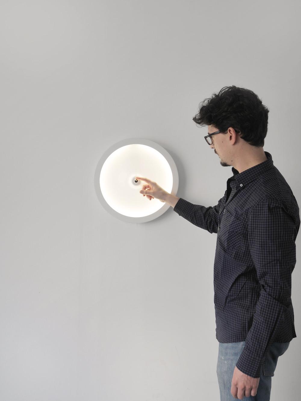 Va et Vient luminaire et interrupteur par Noncommun