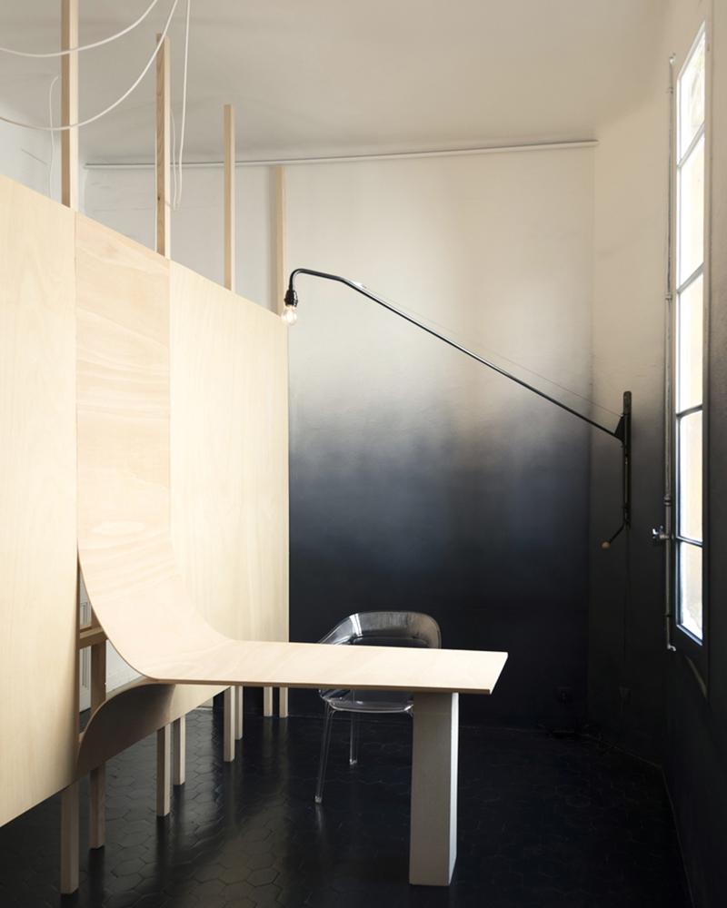 Immersed Office par le studio Quetzal