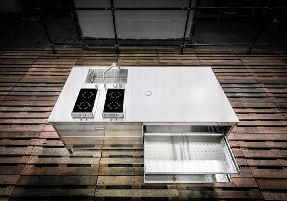 La cuisine : un lieu de conception