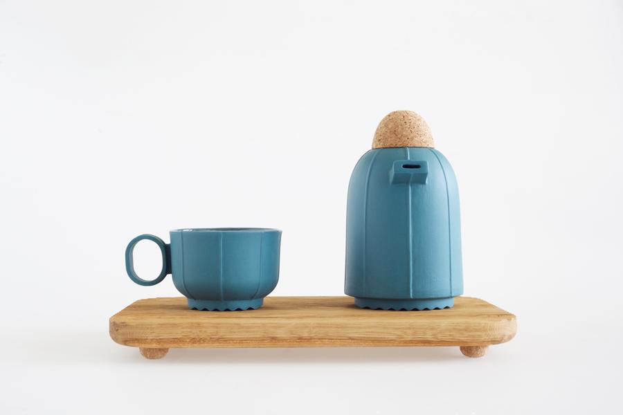 Set à café Mood par Nikolo Kerimov