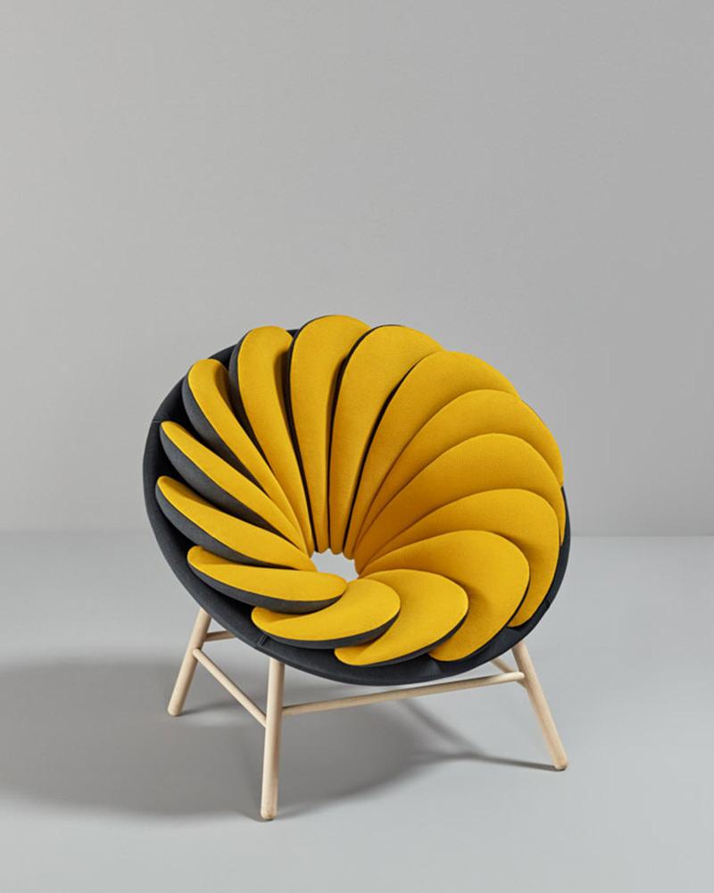 le fauteuil quetzal par marc venot blog esprit design. Black Bedroom Furniture Sets. Home Design Ideas