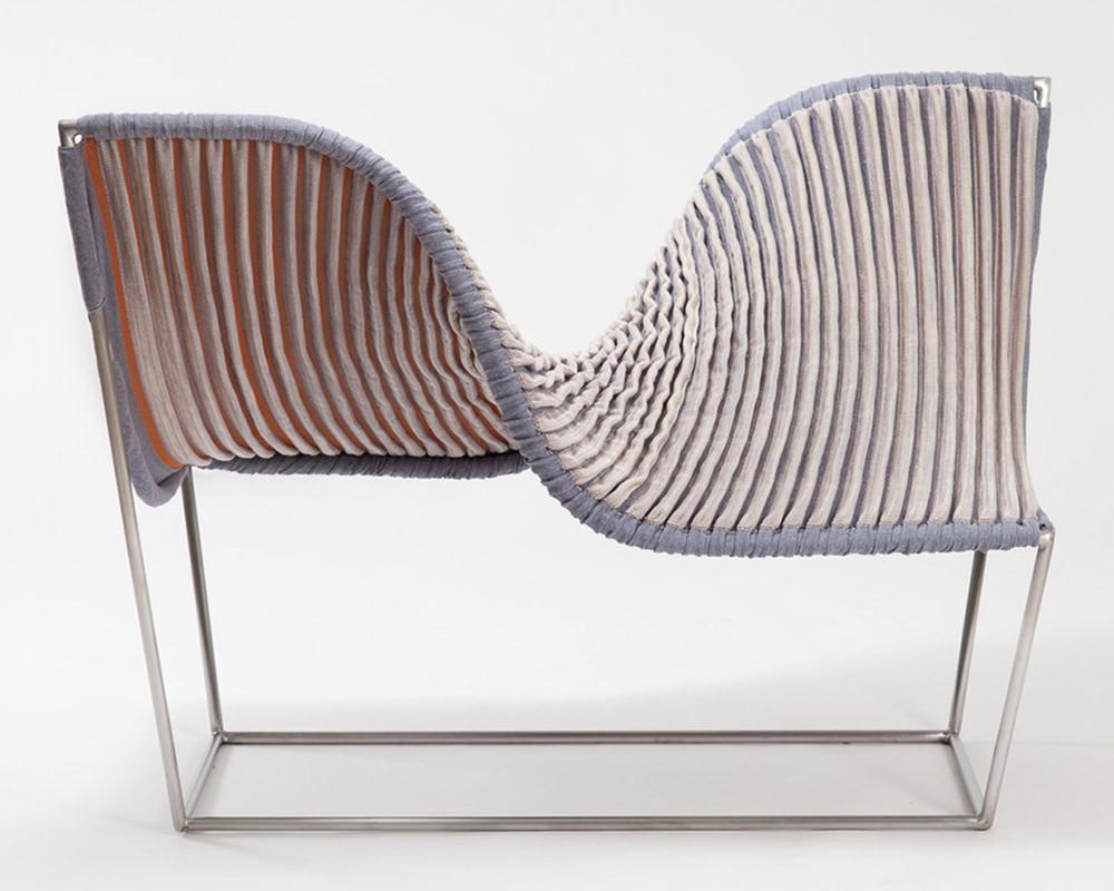 fauteuil stretch lounge de michelle dunbar blog esprit. Black Bedroom Furniture Sets. Home Design Ideas