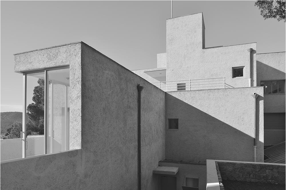 La villa noailles une architecture moderne blog esprit for Architecture interieur villa moderne