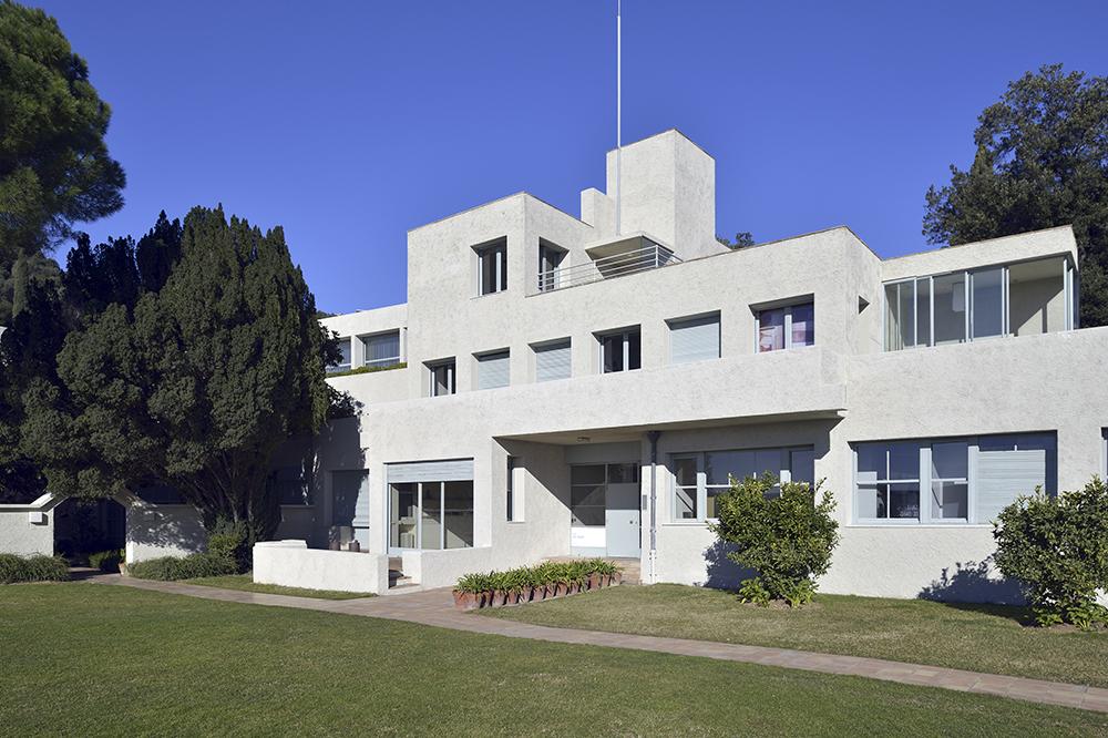 11 - villa Noailles Olivier Amsellem, 2013