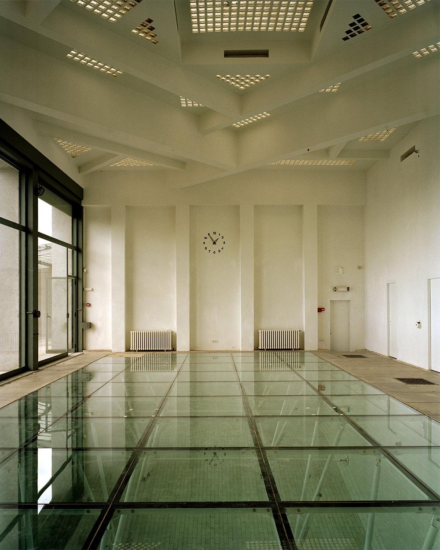 14 - piscine, villa Noailles Joel Tettamanti