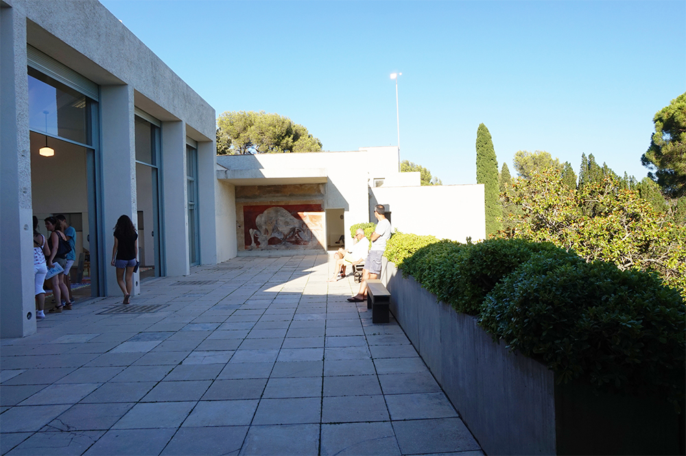 15 - Villa Noailles - Terrasse Pisicine