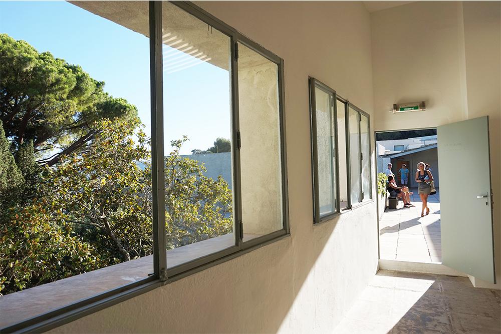 16 bis - Villa Noailles - Gymnase