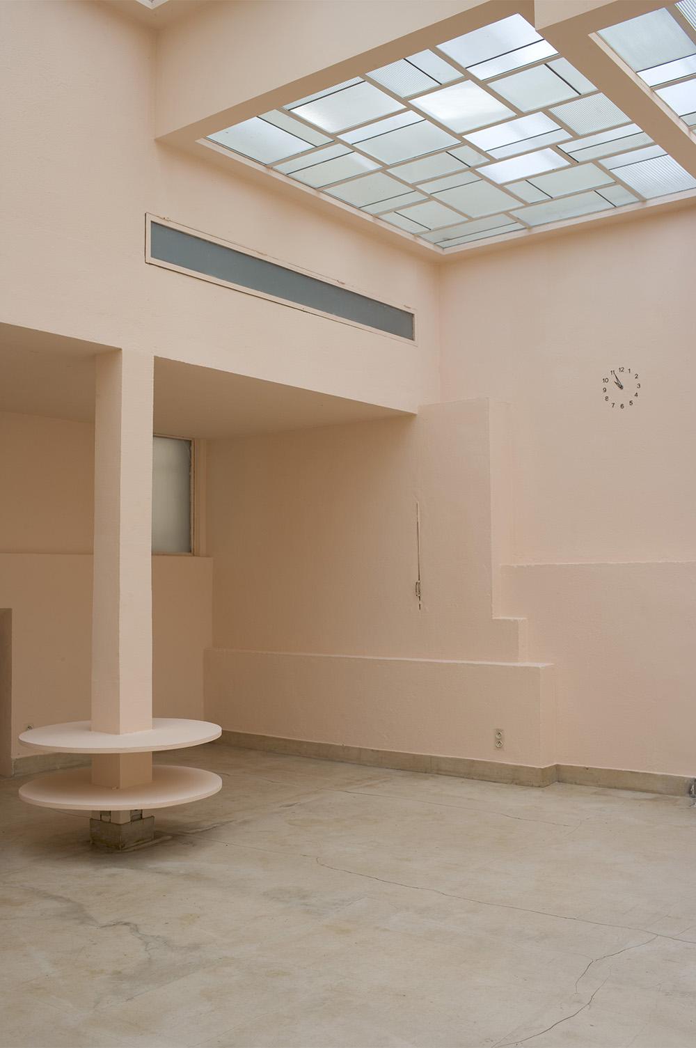17 - le salon rose, villa Noailles © Olivier Amsellem, 2008