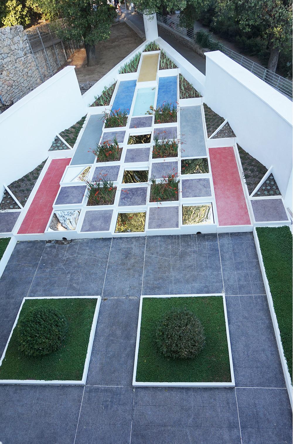 21 - Villa Noailles - Jardin