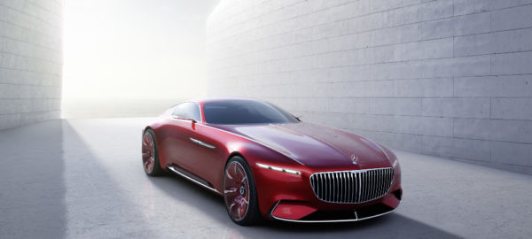 Mercedes-Benz Maybach Vision 6 Concept