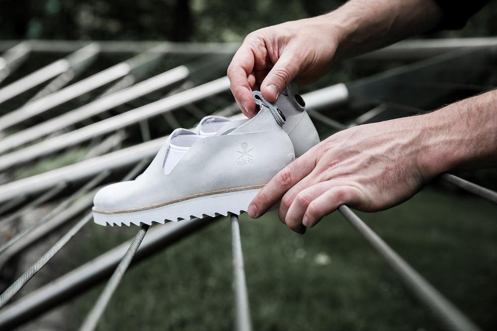 Mr Bailey X EKN Footwear la basket responsable