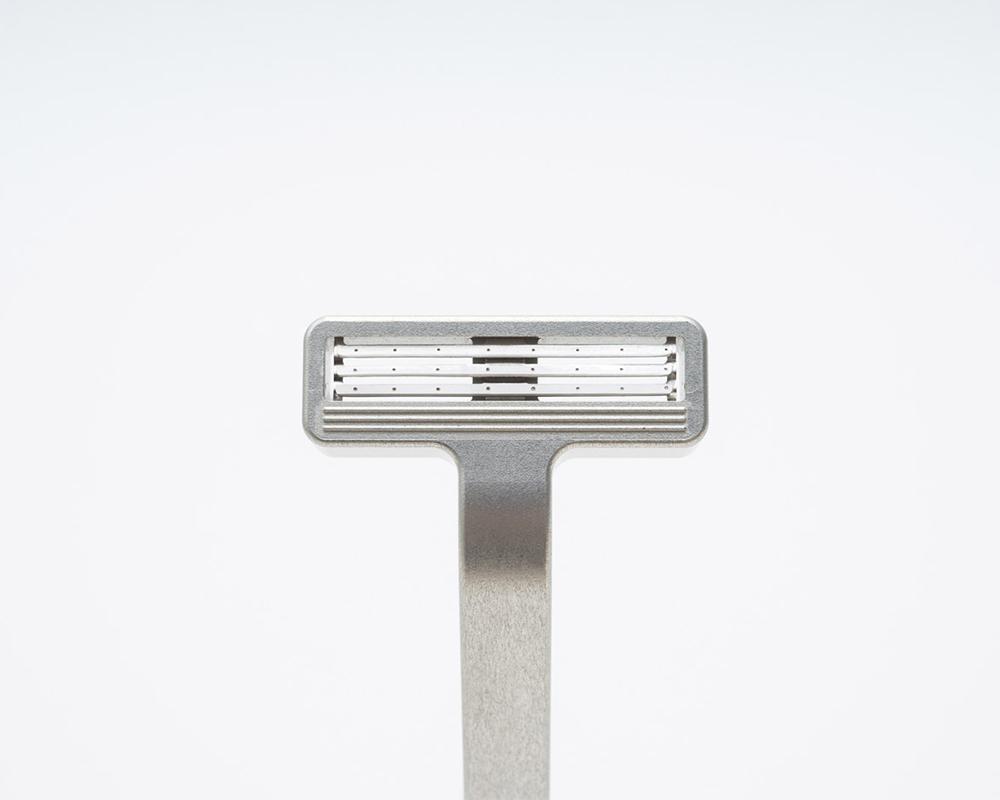 RZR, le rasoir au design de Patrick Schuur