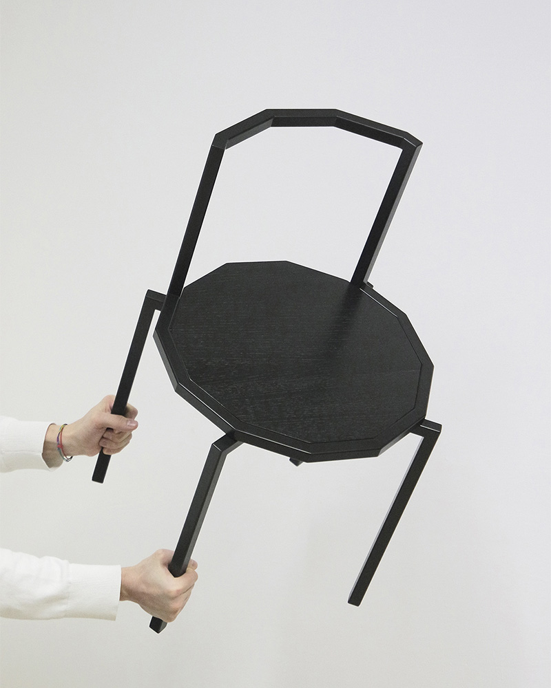 la chaise spidy du studio mario alessiani blog esprit design. Black Bedroom Furniture Sets. Home Design Ideas