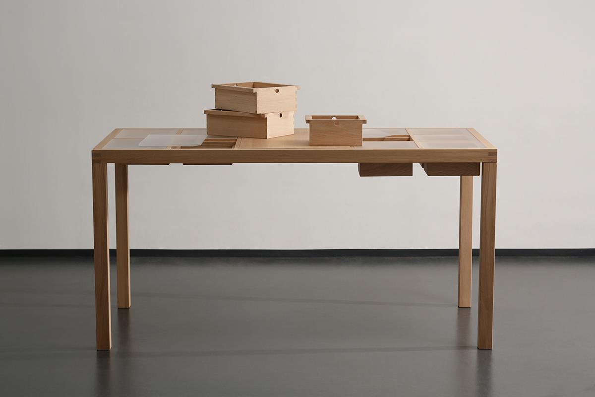 Projet tudiant workbench l 39 tabli de laura mrksa for Mobilier bureau etudiant