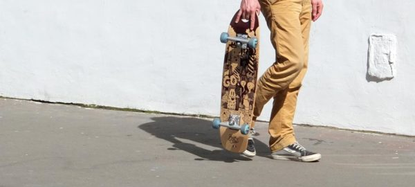 Crowdfunding : Baise-en-ville Skateboards par Laurent Pierre