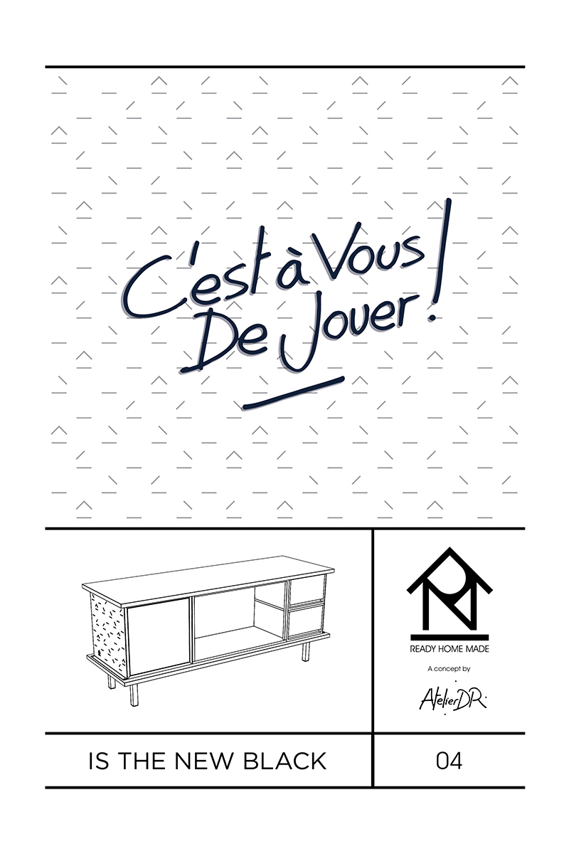 Crowfunding : Ready Home Made par l'Atelier DR