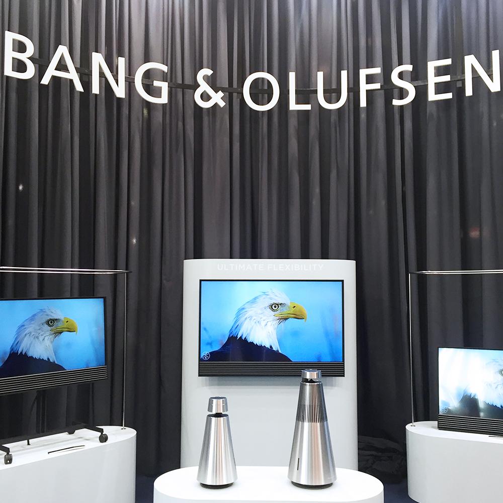 Reportage : Bang & Olufsen présente ses nouveautés à l'IFA Berlin