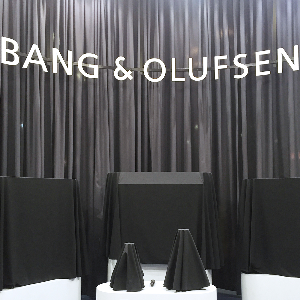 reportage bang olufsen pr sente ses nouveaut s l 39 ifa berlin blog esprit design. Black Bedroom Furniture Sets. Home Design Ideas