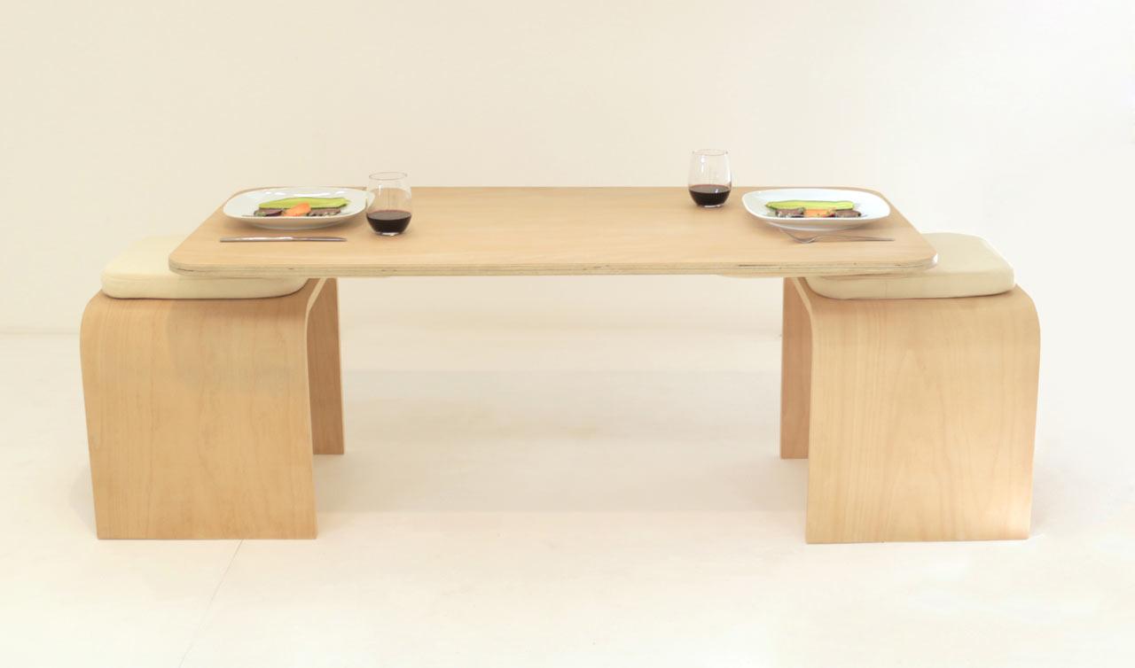 Crowfunding : Sati Tala, la table de Tany Jarus et Sagie Grunhaus
