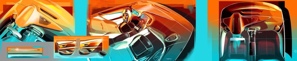 Nouveau Renault Scenic : l'hybridation d'un monospace