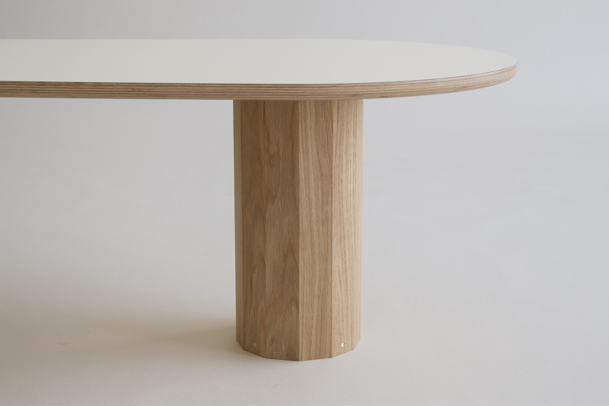 Boida, la table basse de Kunsik Choi