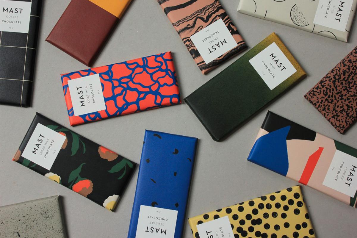 Packaging: l'originalité 2016 de Mast Brothers - Blog Esprit Design