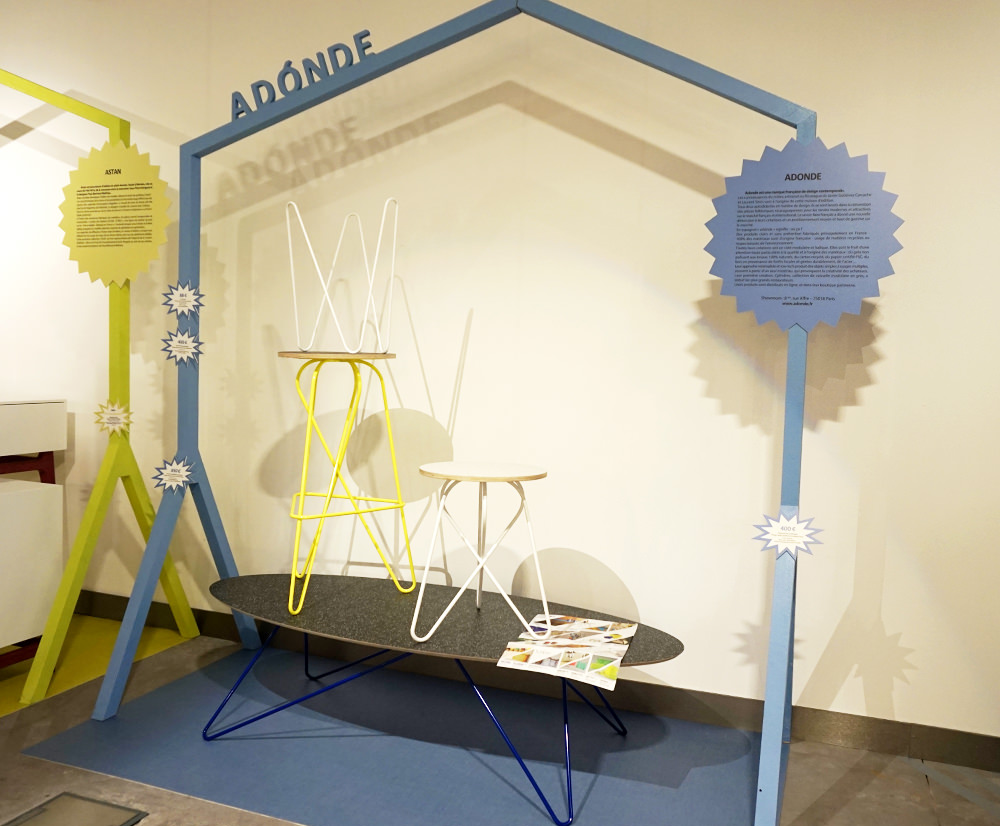 Adonde - Exposition VIA Design Addicts