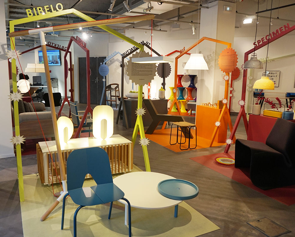 BIBELO - Exposition VIA Design Addicts
