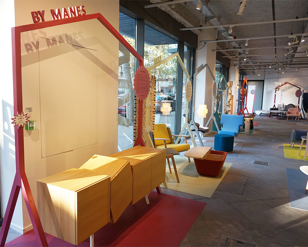 BY MANES - Exposition VIA Design Addicts