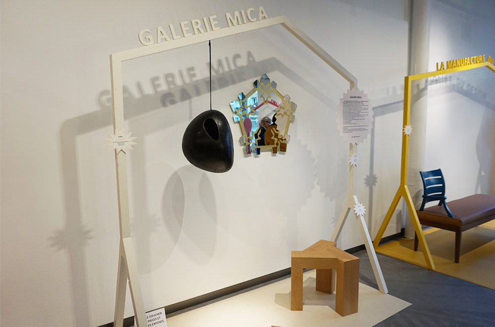 GALERIE MICA - Exposition VIA Design Addicts